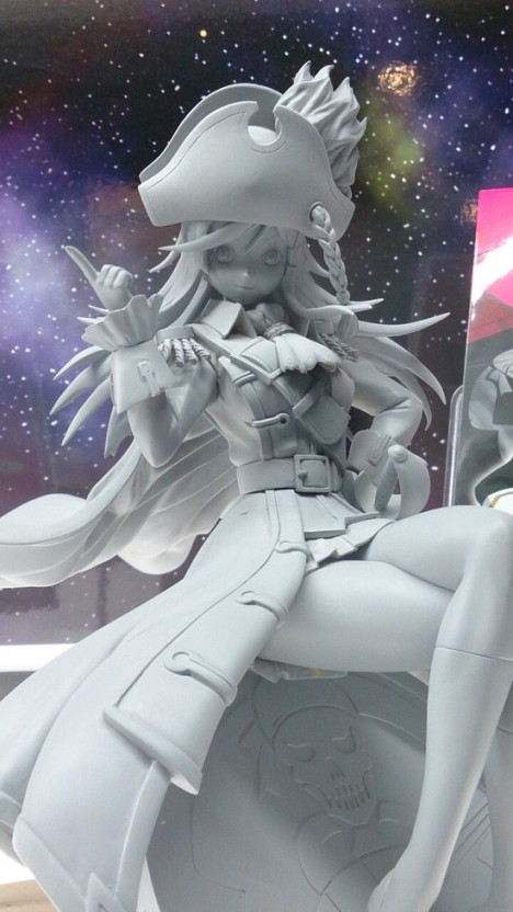 Mouretsu Pirates - Katou Marika - High Priestess (MegaHouse)
