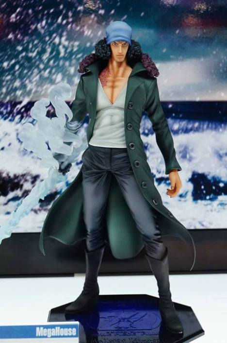 One Piece - Aokiji - Excellent Model - Portrait Of Pirates Edition-Z