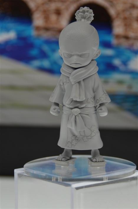 One Piece - Momonosuke - Portrait Of Pirates MILD - Excellent Model