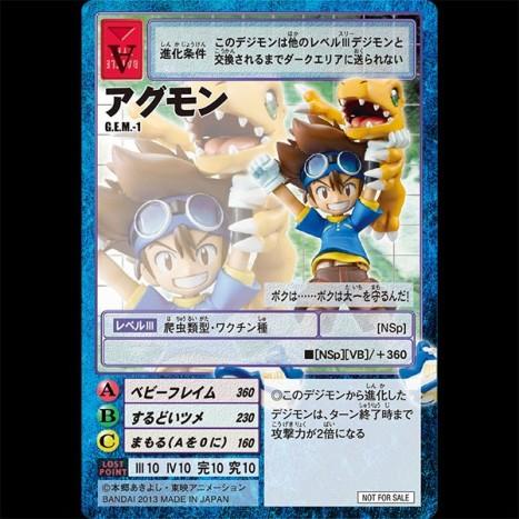 Agumon - Yagami Taichi - Digimon Adventure - G.E.M. - 110 Pre-Painted Figure6