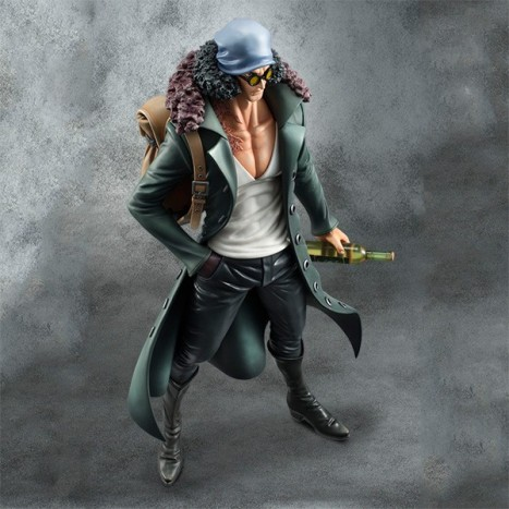 Aokiji - One Piece - Excellent Model - Portrait Of Pirates 'Edition-Z' Pre-Painted Figure 4