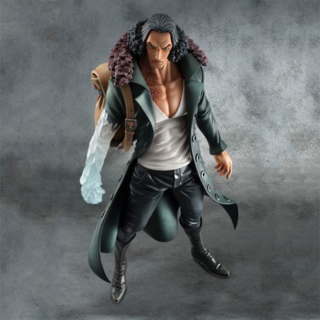 Aokiji - One Piece - Excellent Model - Portrait Of Pirates 'Edition-Z' Pre-Painted Figure 5