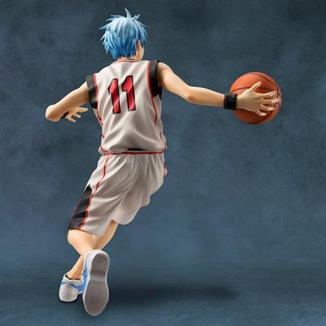 Kuroko Tetsuya - Kuroko no Basket 18 Pre-Painted Figure 3