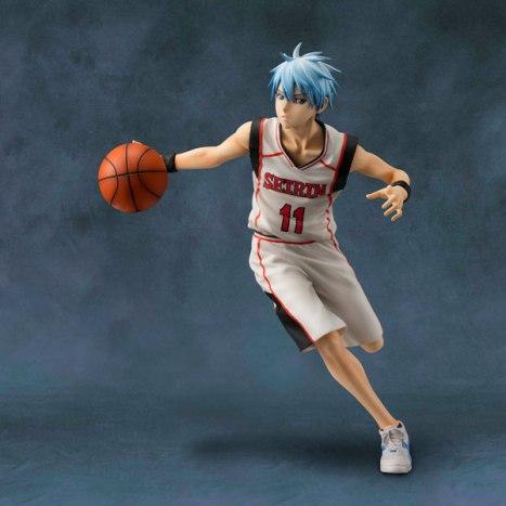 Kuroko Tetsuya - Kuroko no Basket 18 Pre-Painted Figure 4