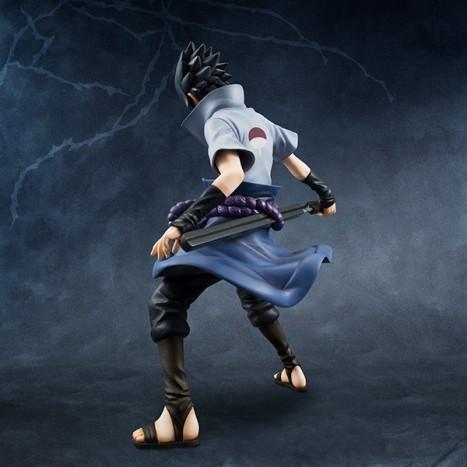 Uchiha Sasuke - Naruto Shippuuden G.E.M. 18 Pre-Painted Figure 2