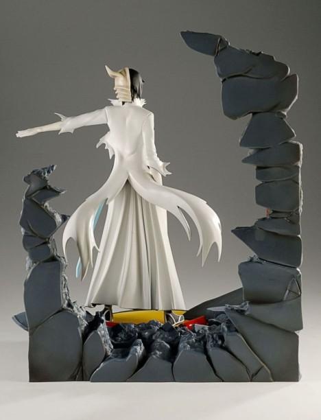 Ulquiorra Schiffer - Bleach - HQS  Pre-Painted Statue 3
