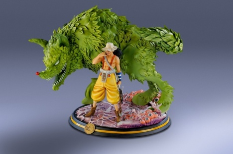 Usopp New World Ver. - One Piece HQS Pre-Painted Figure Tsume2