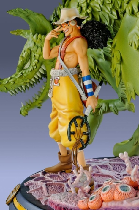 Usopp New World Ver. - One Piece HQS Pre-Painted Figure Tsume3