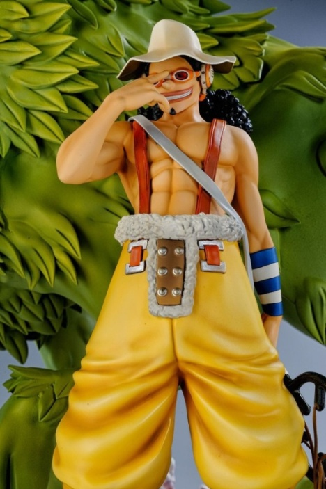 Usopp New World Ver. - One Piece HQS Pre-Painted Figure Tsume4