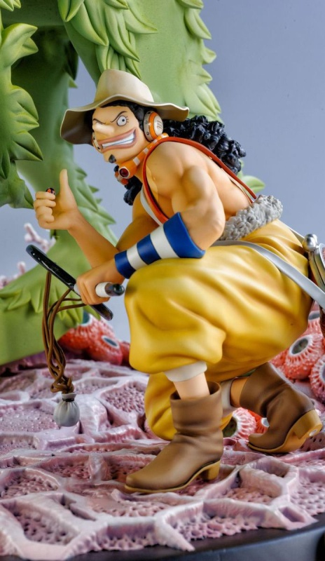 Usopp New World Ver. - One Piece HQS Pre-Painted Figure Tsume7