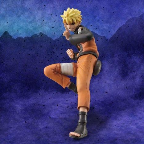 Uzumaki Naruto Sage - Naruto Shippuuden - G.E.M. - 18 Pre-Painted Figure 6