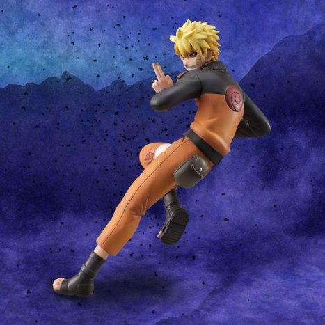 Uzumaki Naruto Sage - Naruto Shippuuden - G.E.M. - 18 Pre-Painted Figure 7
