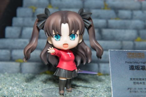 FateStay Night - Tohsaka Rin - Nendoroid (Good Smile Company)