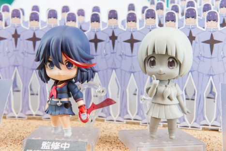 KILL la KILL - Matoi Ryuuko and Mako - Senketsu - Nendoroid (Good Smile Company)