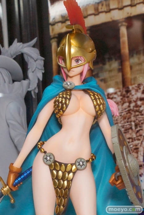 One Piece - Rebecca - Excellent Model - Portrait Of Pirates Sailing Agai