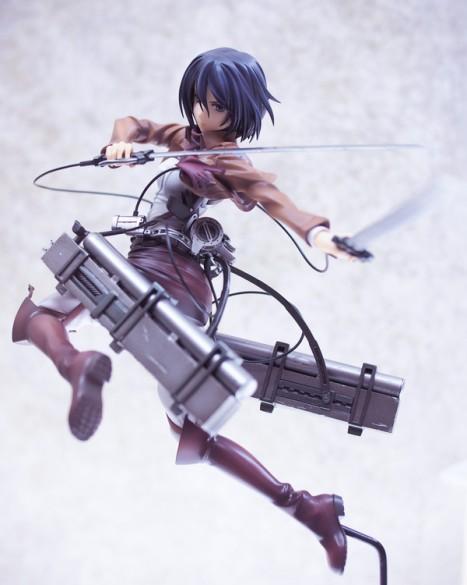 Shingeki no Kyojin - Mikasa Ackerman - 18 (Good Smile Company)