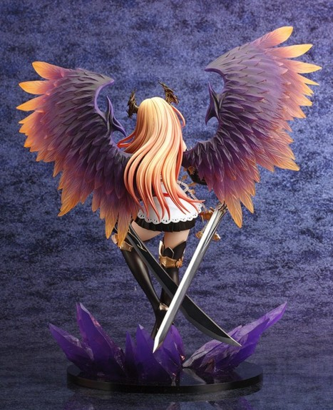 Dark Angel Olivia Olivier - Shingeki no Bahamut 18 Pre-Painted Figure