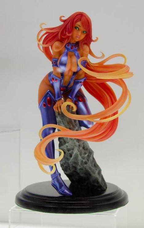 DC Universe - Starfire - Bishoujo Statue - DC Comics Bishoujo - 17 (Kotobukiya)