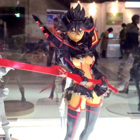 KILL la KILL - Matoi Ryuuko - Real Action Heroes (Medicom Toy)
