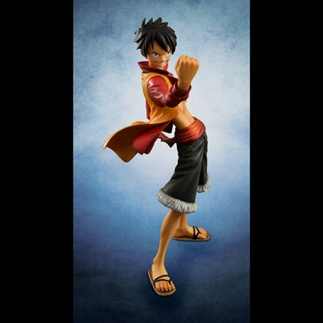Monkey D. Luffy - One Piece Film Z - Excellent Model - Portrait Of Pirates Edition-Z Pre-Painted Figure 4