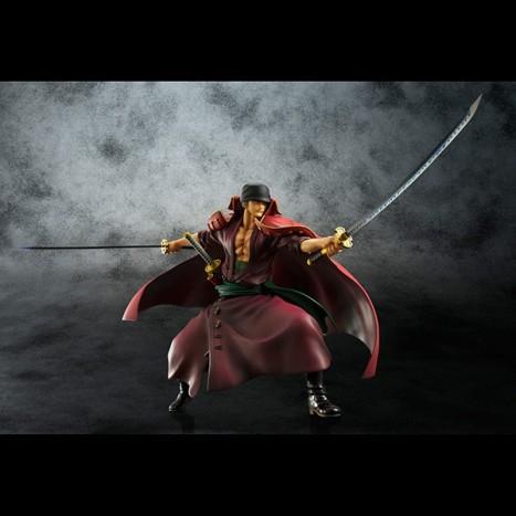 Roronoa Zoro - One Piece Film Z - Excellent Model - Portrait Of Pirates Edition-Z Pre-Painted Figure 2