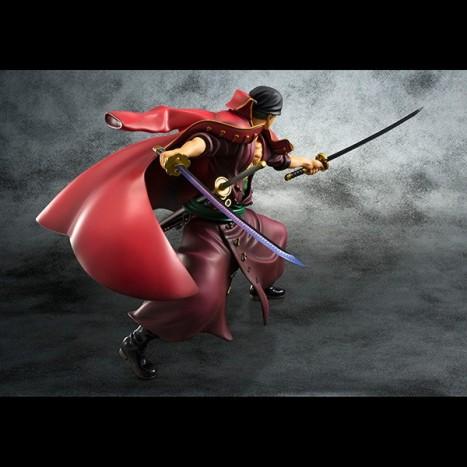 Roronoa Zoro - One Piece Film Z - Excellent Model - Portrait Of Pirates Edition-Z Pre-Painted Figure 3