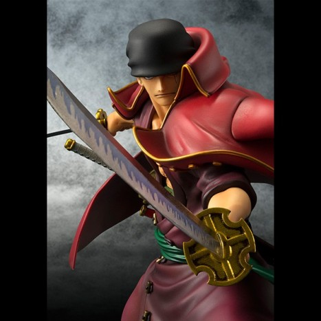 Roronoa Zoro - One Piece Film Z - Excellent Model - Portrait Of Pirates Edition-Z Pre-Painted Figure 4