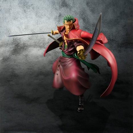 Roronoa Zoro - One Piece Film Z - Excellent Model - Portrait Of Pirates Edition-Z Pre-Painted Figure 5