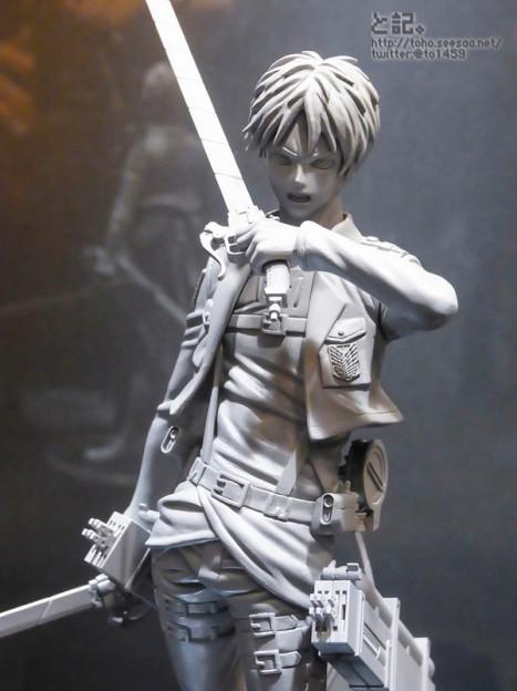Shingeki no Kyojin - Eren Jaeger - BRAVE-ACT - 18 (Sentinel)