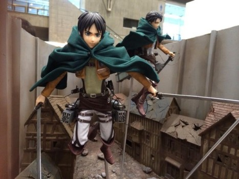 Shingeki no Kyojin - Eren Jaeger - Real Action Heroes (Medicom Toy)