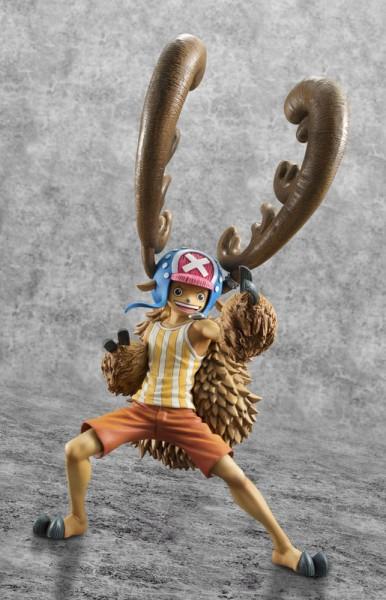 Tony Tony Chopper - One Piece- Excellent Model - Portrait Of Pirates MAS - 18 - Horn Point Pre-Painted Figure 3