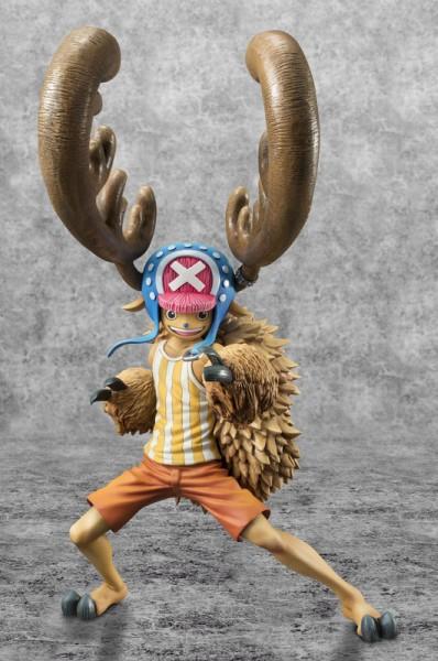 Tony Tony Chopper - One Piece- Excellent Model - Portrait Of Pirates MAS - 18 - Horn Point Pre-Painted Figure 4