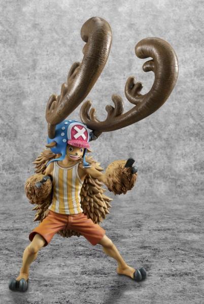 Tony Tony Chopper - One Piece- Excellent Model - Portrait Of Pirates MAS - 18 - Horn Point Pre-Painted Figure