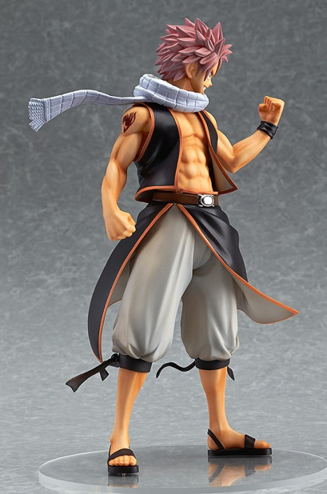 Natsu Dragneel  GSC ver. - Fairy Tail 17 Pre-Painted Figure 3