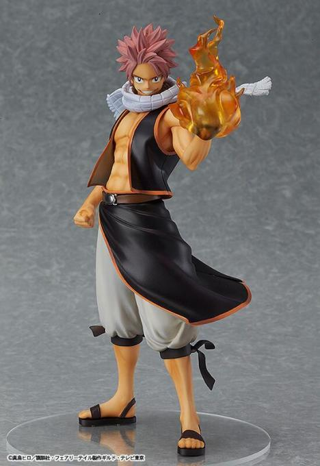 Natsu Dragneel  GSC ver. - Fairy Tail 17 Pre-Painted Figure 4