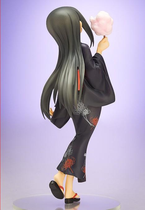 Akemi Homura Yukata Ver. - Gekijouban Mahou Shoujo Madoka Magica 18 Pre-Painted Figure 2