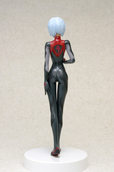 Ayanami Rei - Evangelion Shin Gekijouban Q - Treasure Figure Collection 110 Pre-Painted Figure 6
