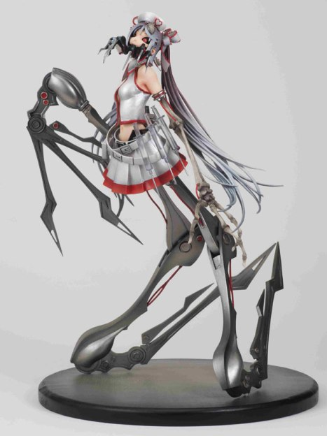 Calne Ca - Vocaloid - Hdge - Nurse Cos ver. Pre-Painted Figure 5