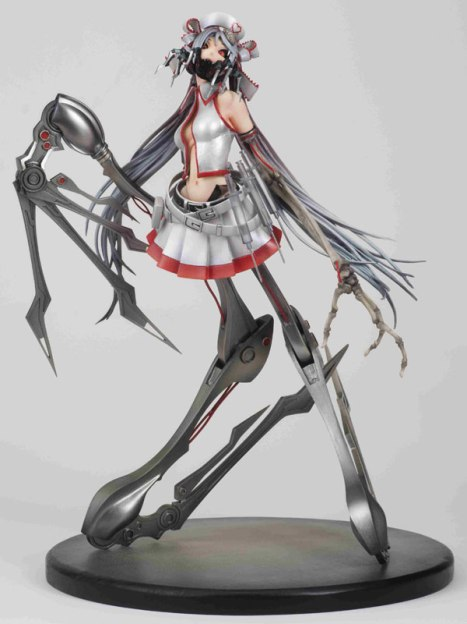 Calne Ca - Vocaloid - Hdge - Nurse Cos ver. Pre-Painted Figure 6