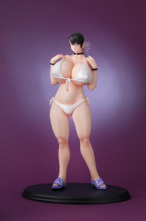 Cattleya - Swimsuit ver. ver.2  - Queen's Blade - 15 - Pre-Painted Figure 4
