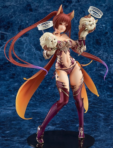 Cerberus  - Shingeki no Bahamut - 17 Pre-Painted Figure 2
