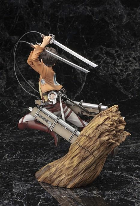 Eren Yeager - Shingeki no Kyojin -  18 ARTFX J Pre-Painted Figure 5