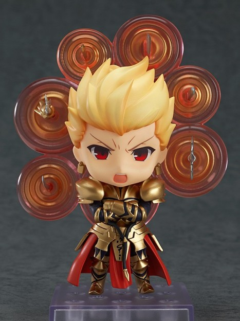 Gilgamesh - FateStay Night - Nendoroid #410 Pre-Painted Figure 3