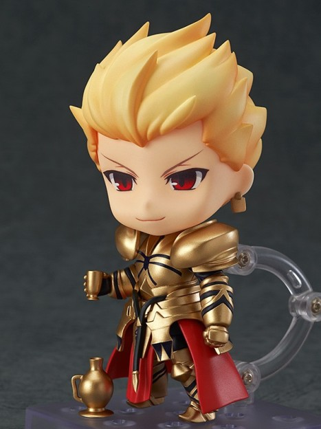 Gilgamesh - FateStay Night - Nendoroid #410 Pre-Painted Figure 4
