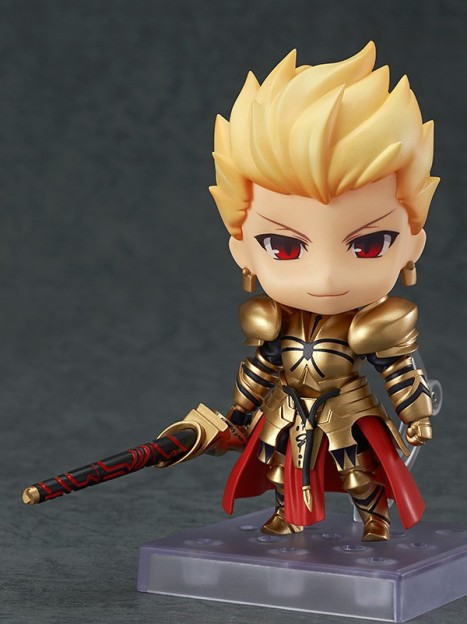 Gilgamesh - FateStay Night - Nendoroid #410 Pre-Painted Figure 5