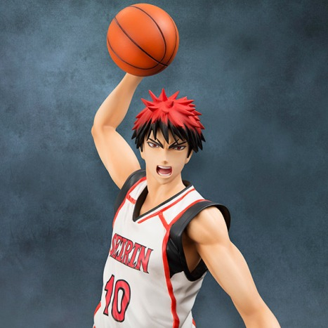 Kagami Taiga - Kuroko no Basket - Kuroko no Basket Figure Series - 18 Pre-Painted Figure 2