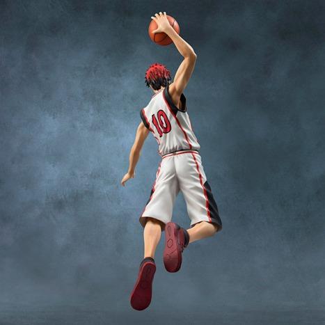 Kagami Taiga - Kuroko no Basket - Kuroko no Basket Figure Series - 18 Pre-Painted Figure 3