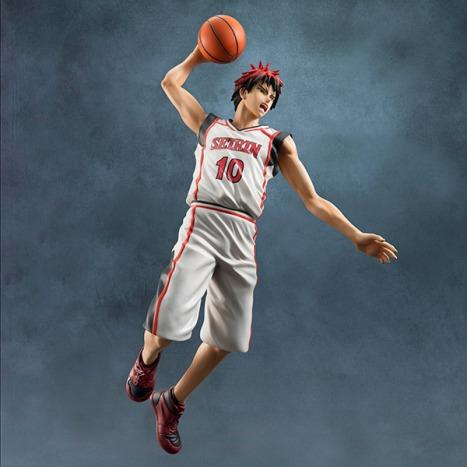 Kagami Taiga - Kuroko no Basket - Kuroko no Basket Figure Series - 18 Pre-Painted Figure 4