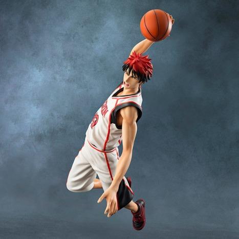 Kagami Taiga - Kuroko no Basket - Kuroko no Basket Figure Series - 18 Pre-Painted Figure 5
