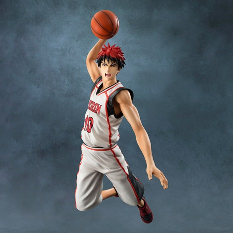 Kagami Taiga - Kuroko no Basket - Kuroko no Basket Figure Series - 18 Pre-Painted Figure 6